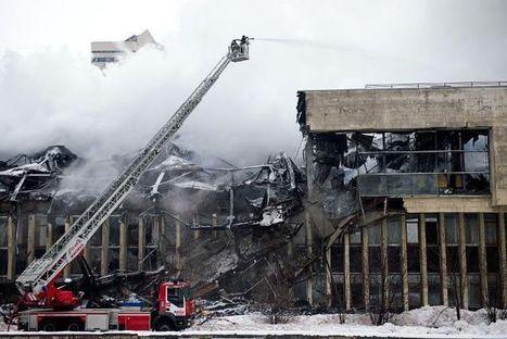 Incendie dans la plus grande bibliothèque universitaire de Russie - Libération | Bibliothèques et culture numérique | Scoop.it