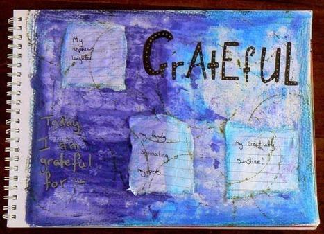 art journaling | Personal Development Journaling Blog | CreateWriteNow | personal storytelling | Scoop.it