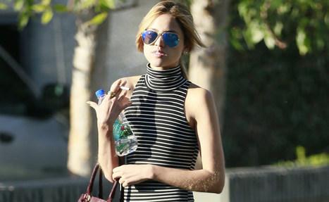 Meet Miley Cyrus' Exes New Hot Piece Eiza Gonzalez - Sexy Balla   News Daily About Sexy Balla   Scoop.it