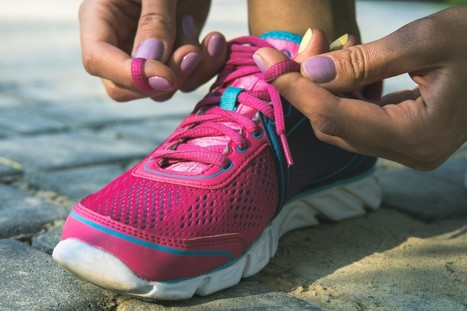There's more than one way to lace your running shoes – and it matters which you use   Physical and Mental Health - Exercise, Fitness and Activity   Scoop.it