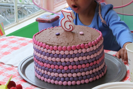 Gâteau Arc-En-Ciel, le gâteau d'anniversaire à faire soi-même! | DIY-Do-It-Yourself | Scoop.it