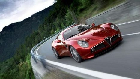Alfa Romeo In Action | Cars wallpaper | Scoop.it