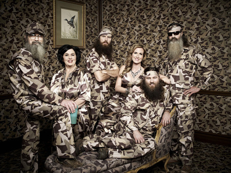 'Duck Dynasty' success thrives on Christian stereotypes - Religion News Service | The Christian Voice- Christian News and Insight | Scoop.it