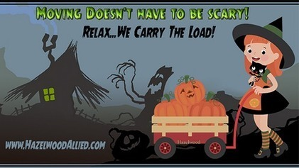 Moving Doesn't Have To Be Scary - Hazelwood Moving and Storage Santa Barbara | Property Management | Scoop.it