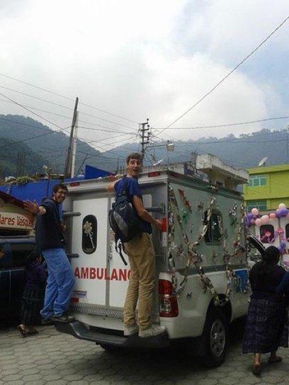 "Review Andrew Levy Volunteer in Xela, Guatemala Health Care programs | ""#Volunteer Abroad Information: Volunteering, Airlines, Countries, Pictures, Cultures"" | Scoop.it"