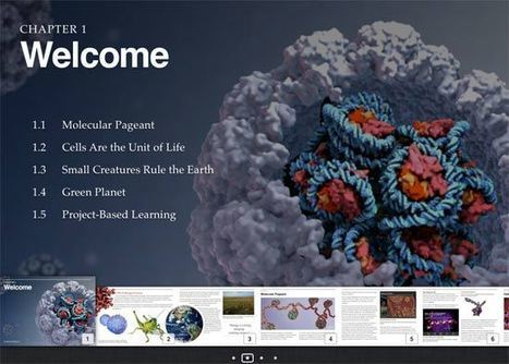 iBooks 2 : à quoi ressemblent les nouveaux ebooks Apple ? | ACTU DES EBOOKS | Scoop.it