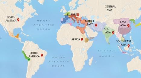 TimeMaps: Global | social studies education | Scoop.it