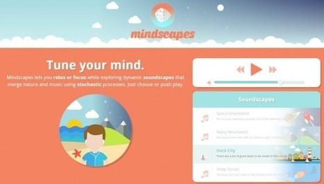 mindscapes, música relajante generada por ordenador | Pane, amore e musica | Scoop.it