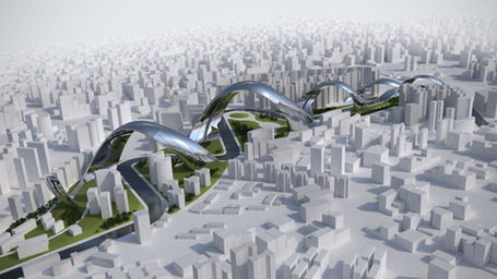 Smart Cities + Green Megaprojects of the Future | PROYECTO ESPACIOS | Scoop.it