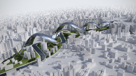 Smart Cities + Green Megaprojects of the Future | Urban Planning & the Virtual Space | Scoop.it
