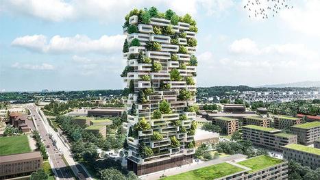 Des jardins de Babylone à Lausanne en 2020 - Demain La Ville - Bouygues Immobilier   Jardins urbains   Scoop.it