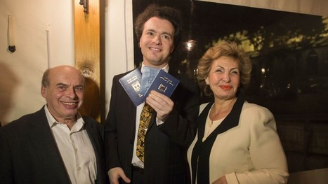 Russian-British Pianist Evgeny Kissin on Getting His Israeli Passport | Opera & Classical Music News | Scoop.it