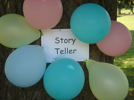 Digital Storytelling Tools | Telling tales | Scoop.it