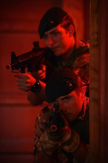 Royal Marines train with airsoft weapons to tackle pirates | Strike ... | Walker Wargame | Scoop.it