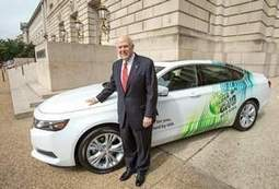 2015 Impala to offer fuel choice: Natural gas or gasoline (USA TODAY and Detroit Free, 16/10/13) | rouler au gaz | Scoop.it