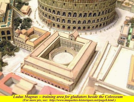 Ludus Magnus   Romanus Gladiatores   Scoop.it