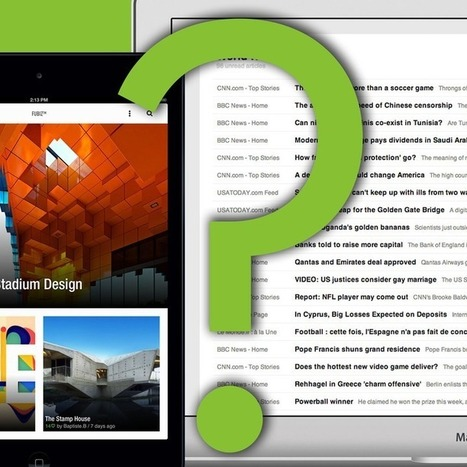 6 Things We'd Change About Feedly | Creative Web Publishing | Scoop.it