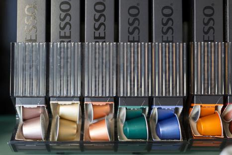 Les capsules Nespresso ont 30 ans | Histoires de capsules café | Scoop.it