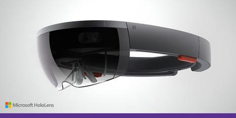 HoloLens : un brevet imagine une aide à la lecture avec des hologrammes | François MAGNAN  Formateur Consultant | Scoop.it