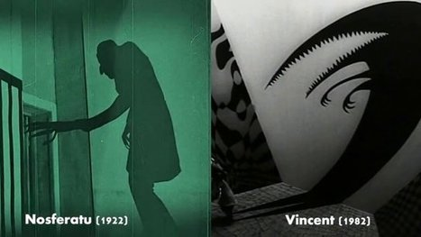 How German Expressionism Influenced Tim Burton: A Video Essay | Books, Photo, Video and Film | Scoop.it