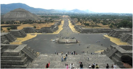 Can Government Be Self-Organized? A Mathematical Model of the Collective Social Organization of Ancient Teotihuacan, Central Mexico | collectibles from scoop.it | Scoop.it