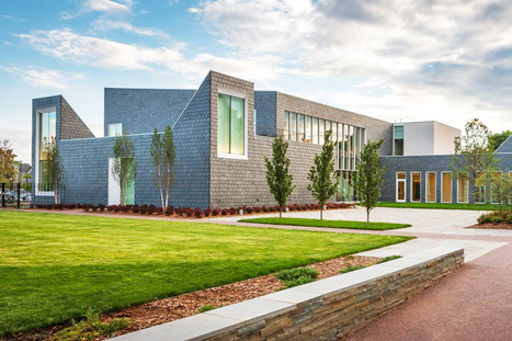 Nelson Cultural Center: LEED Gold at the American Swedish Institute, Minneapolis | sustainable architecture | Scoop.it