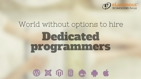 What the world would be like if options to hire dedicated programmers didn't exist?   PHP development Company   Scoop.it