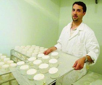 Julien Pouillot, affineur de chaource | The Voice of Cheese | Scoop.it