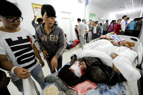China quake toll rises to 89 - Politics Balla | Politics Daily News | Scoop.it
