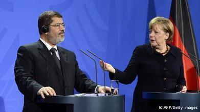 Merkel called for promoting human rights and religious freedom in Egypt | Égypte-actualités | Scoop.it
