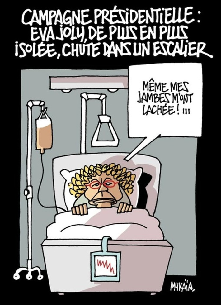 Malaise chez les Verts | Baie d'humour | Scoop.it