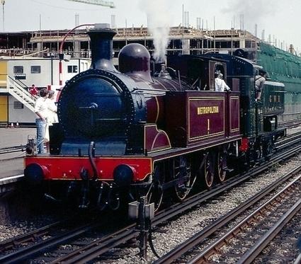 Steam Trains Return to the London Underground | London | Scoop.it