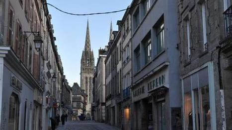 Quimper. Le chiffre d'affaires des commerces du centre-ville en ... - Ouest-France | Le commerce de centre-ville & marchés | Scoop.it