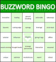 Featured Resource: Buzzword Bingo - EFL CLASSROOM 2.0 | EFL Classroom 2.0 | Scoop.it