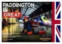 VisitBritain teams with Paddington Bear to urge tourists to 'See Britain through Paddington's eyes' | Brands & Entertainment - Cinema, Art, Tourism, Music & more | Scoop.it
