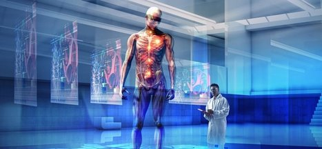 4 Disruptive Healthcare Technologies That Will Change Everything | 3D Virtual-Real Worlds: Ed Tech | Scoop.it