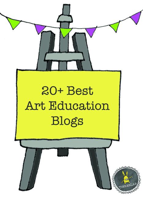 Best Art Education Blogs - TinkerLab | Art in public spaces | Scoop.it