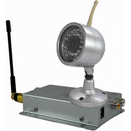 Wireless Camera Hunter with high resolution monitor display | InfoStream | Scoop.it