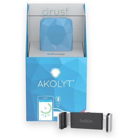 Un cadeau de Noël au top : #Akolyt de @drust_io   Gadgets, DIY & Co   Scoop.it
