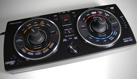 Review: Pioneer RMX-500 Effects Unit | DJing | Scoop.it