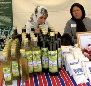 Le Souss tient son salon des produits du terroir - L'Économiste | terroir maroc | Scoop.it
