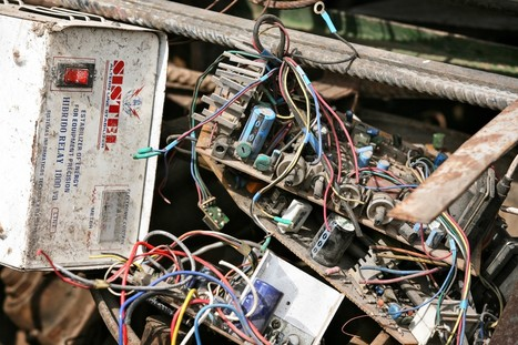 The Surprising U.S. National Security Benefits Of E-Waste Recycling | E-Waste | Scoop.it