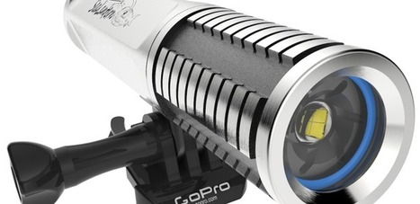 SeaLantern announces Flame Angel flashlight   All about water, the oceans, environmental issues   Scoop.it