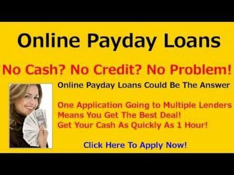 Items To Be Suspicious Of When Working With Pay Day Loans | Superb Payday Loan Hints | Scoop.it