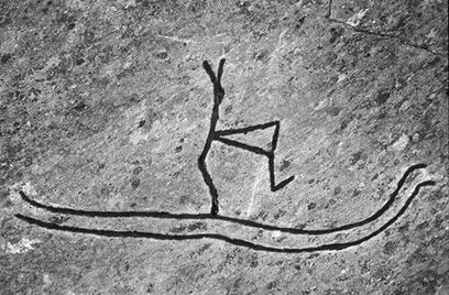 Norvège : un dessin vieux de 5000 ans vandalisé par des enfants | Le gratin de la bêtise | Scoop.it