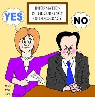 Information is the Currency of Democracy | YES for an Independent Scotland | Scoop.it