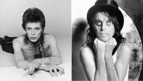 Alice Cooper on His Dinner With David Bowie and Ray Bradbury | B-B-B-Bowie | Scoop.it