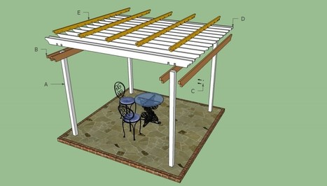 Pergola plans free | HowToSpecialist - How to Build, Step by Step DIY Plans | DIY | Scoop.it