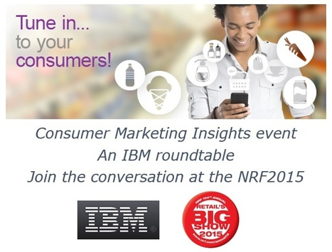 Your Invitation to the Big Show 2015 - IBM roundtable event | Events - FMCG, Retail & Technology (2015) | Scoop.it