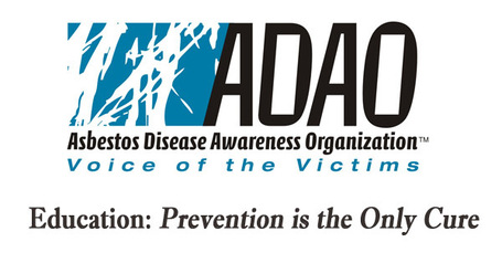 Asbestos Disease Awareness Organization: Education - How can you help to educate the public about the dangers of asbestos? | Asbestos and Mesothelioma World News | Scoop.it